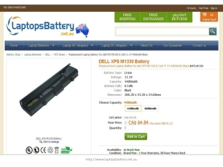 Some Facts You Should Know About the Dell XPS M1330 Battery