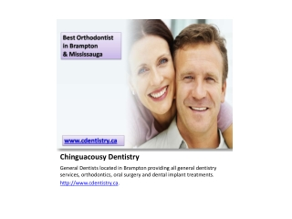 Chinguacousy Dentistry