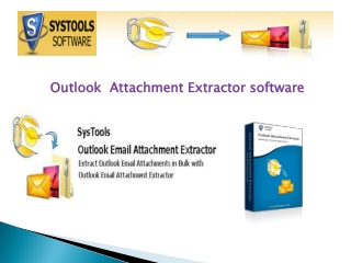 Outlook Attachment Extractor