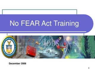 No FEAR Act Training
