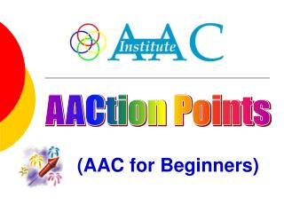 (AAC for Beginners)