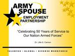 Army Spouse Employment Partnership   New Hire Purpose                                                               Corp