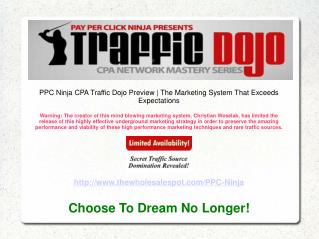 CPA Traffic Dojo Dramatically Improves CTR and Conversions