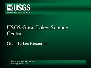 USGS Great Lakes Science Center