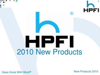 2010 New Products