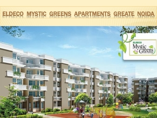 New Lunch Eldeco Mystic Greens Apartments@9999684955