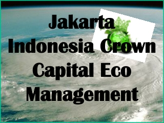Jakarta Indonesia Crown Capital Eco Management: Fraudsters a