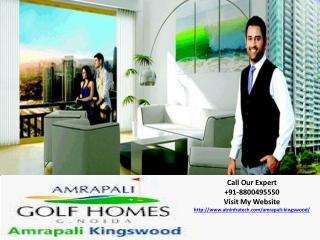 Amrapali Kingswood Fully Furnished Apart@8800495551