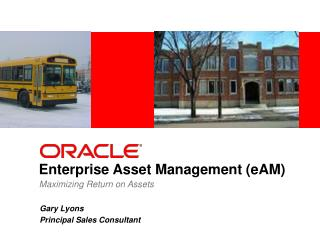 What Can You Maintain With eAM