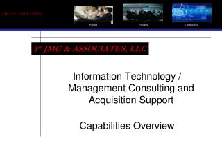 Information Technology /    Management Consulting and Acquisition Support  Capabilities Overview