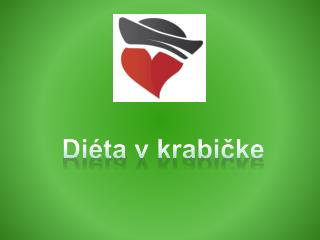 Dieta v Krabicke