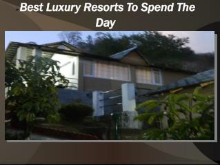 Best Luxury Resorts In Dharamshala