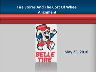 Tire Stores And The Cost Of Wheel Alignment