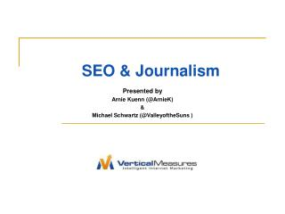SEO and Journalism