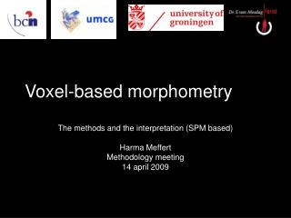 Voxel-based  morphometry