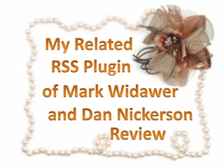 My Related RSS Plugin Review