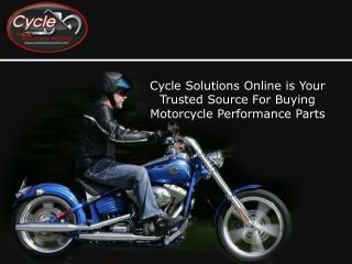 Cycle Solutions Online - Yout Trusted Motorcycle Accessories