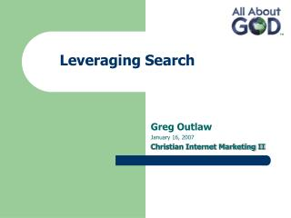 leveraging search