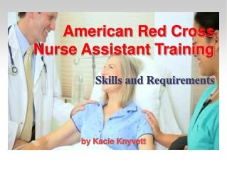 American Red Cross CNA Training