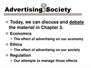 Advertising Society