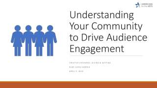 Understanding Your Community to Drive Audience Engagement