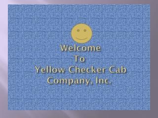 Yellow Checker Cab Company Inc