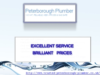 peterborough plumber
