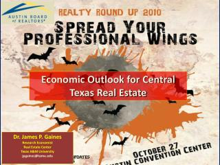 Economic Outlook for Central Texas Real Estate