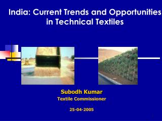 India: Current Trends and Opportunities in Technical Textiles