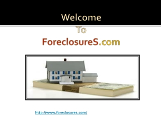 Foreclosure Lists