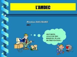 L'AMDEC