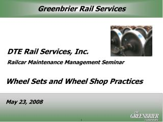 Greenbrier Rail Services