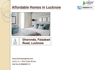 Earth Gharonda Lucknow | Call 9999561111