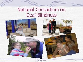 National Consortium on  Deaf-Blindness