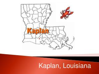 Kaplan, Louisiana