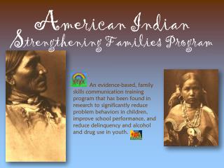 American Indian Strengthening Families Program