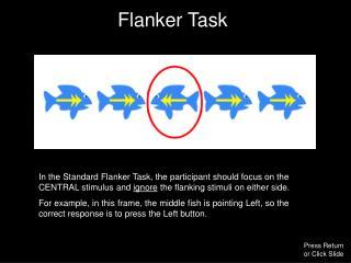 Flanker Task