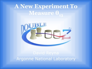 A New Experiment To Measure θ 13