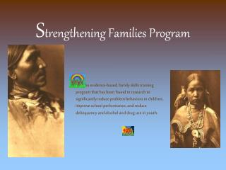 S trengthening Families Program