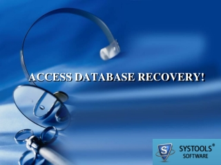 ACCDB File Recovery Tool