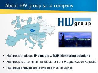 About HW group s.r.o company