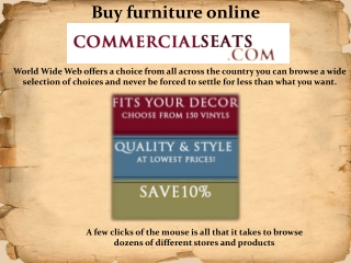 Commercial Seats - Quality Style Wooden Table Chair Set