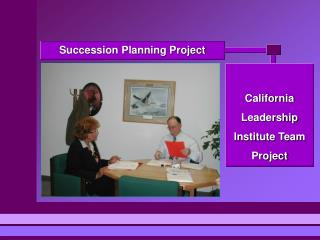Succession Planning Project