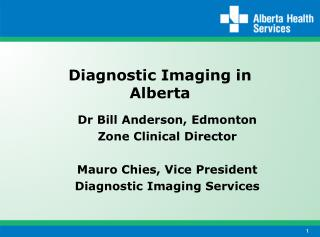 Diagnostic Imaging in Alberta