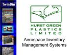Aerospace Inventory Management Systems