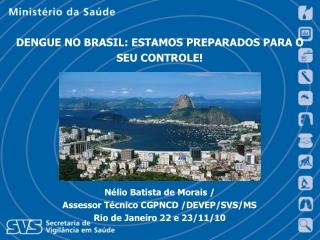 Dengue no Brasil - Controle