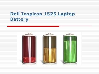 Dell Inspiron 1525 Battery