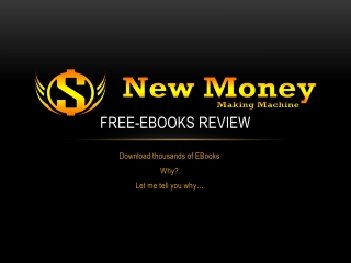 Free-eBooks Review - Free Unlimited eBooks