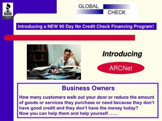 90-Day No Credit Check Financing