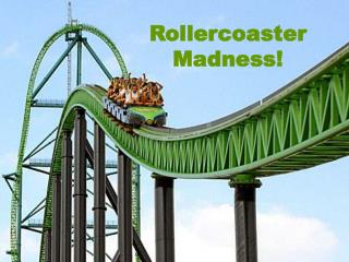 Rollercoaster Madness